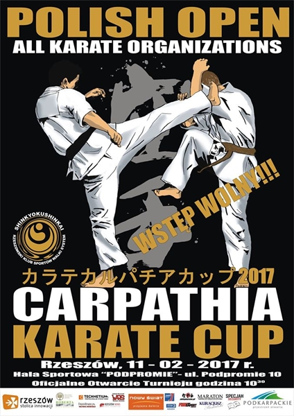 carpathia carate cup